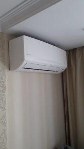 Чистка кондиционеров парогенераторм в Краснодаре